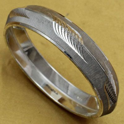 PURE STERLING SILVER BANGLES FOR GIRLS