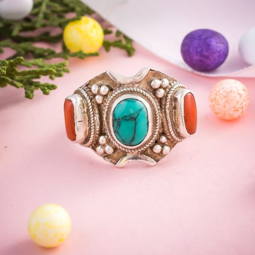 925 Silver Ring Wholesale India
