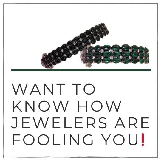 How Customers get fooled by the Jewellers